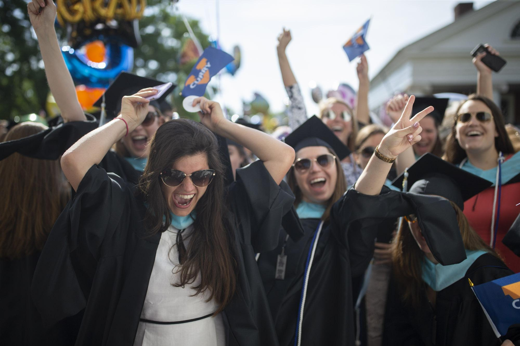 UVA Grads Rejoice in the Second of Two Final Exercises Ceremonies